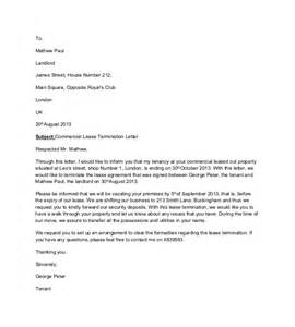 Commercial Lease Termination Letter by Best Photos Of Commercial Lease Termination Letter