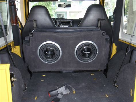 jeep wrangler tj subwoofer wiring diagram efcaviation