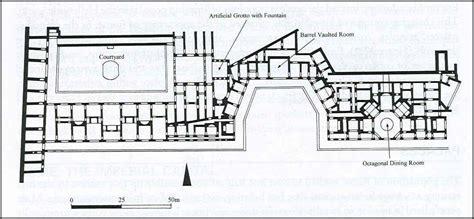 domus floor plan domus aurea plan