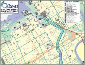 ottawa map map of ottawa ontario canada maps for ottawa