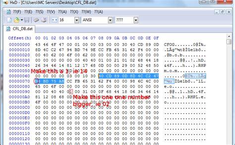reset mii tool 3ds extdata dump and restore tool extra data editing