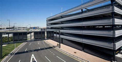 jfk airport ny jetblue  terminal hybrid garage jetblue