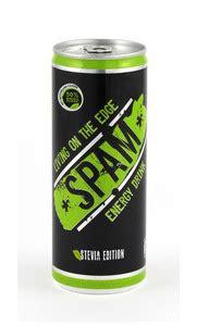 energy drink with stevia spam energy drink stevia blik 250 ml energydrink blik