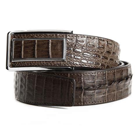dessin crocodile leather belt leather4sure leather belts