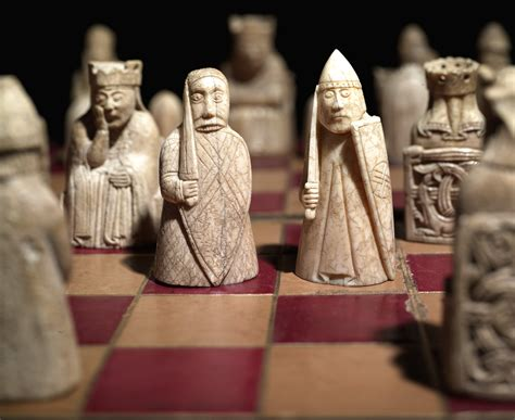 The Lewis Chessmen check it out a closer look at the lewis chessmen the museum