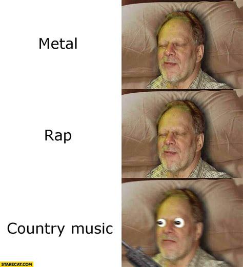 las vegas shooting jokes reddit stephen paddock metal rap country reaction meme las