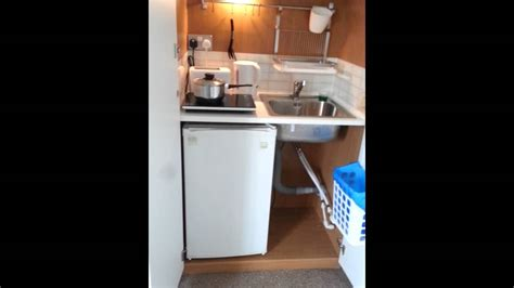 micro kitchen design micro kitchen for hmo youtube classic micro kitchen home