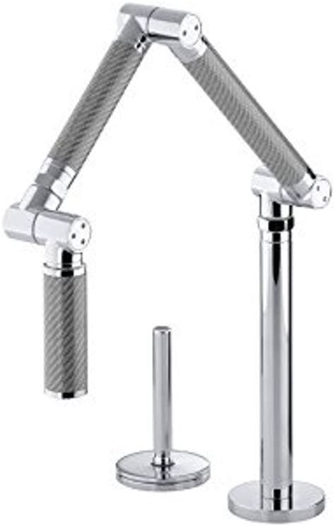 articulated kitchen faucet kohler articulating kitchen faucet