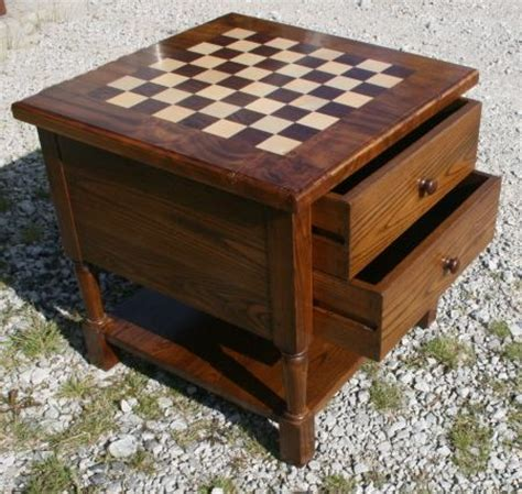 Chess Coffee Table 17 Best Images About Tpr On Pinterest Floor Ls White Stain On Wood And Vintage Leather