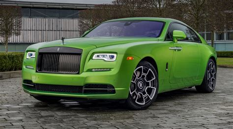 roll royce green only java green rolls royce black badge wraith for sale