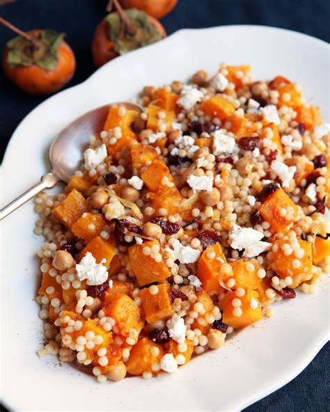 the vegetarian voyager easy recipes for the culinarily challenged books couscous salad with butternut squash and cranberries kitchn
