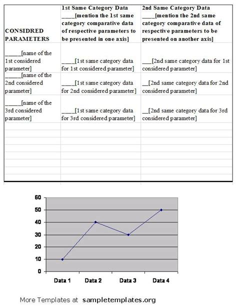 excel graph templates excel template for graph sle of excel graph template