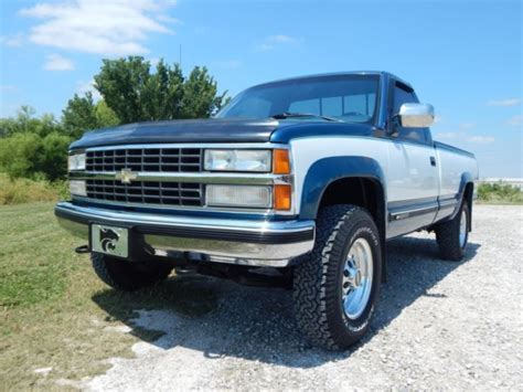 how to learn about cars 1992 chevrolet 3500 on board diagnostic system 1992 chevrolet 3500 silverado 454 big block v 8 regular cab 4x4 rust free classic