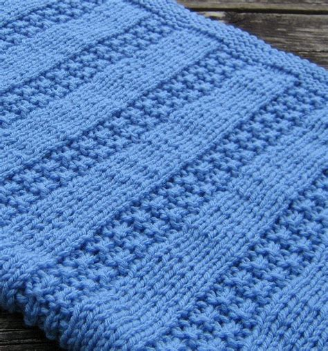 two color baby blanket knitting pattern 298 best knit blankets images on knitted
