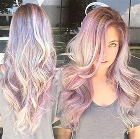 sand color hair magic unicorn opal hair color strayhair