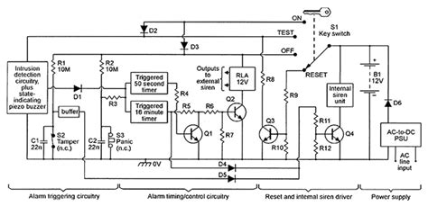 security electronics systems and circuits part 7 nuts