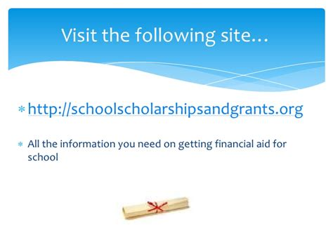 guaranteed scholarships and financial aid school scholarships and grants