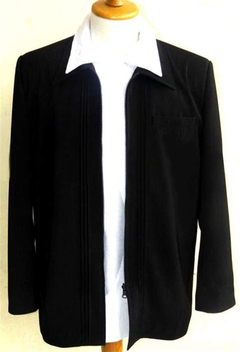 desain jaket semi formal semi jas jasket konveksi seragam kantor pakaian kerja