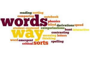 Words Their Way Blank Sort Template by Words Their Way Printables