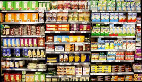grocery store shelves survival guide dublin with food allergies the other big