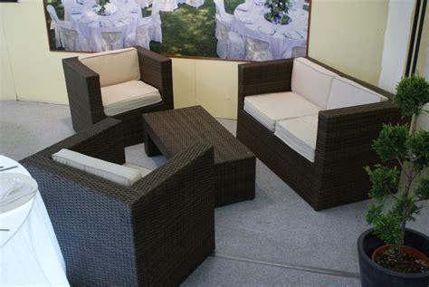divanetti in vimini mobili lavelli divanetti in rattan