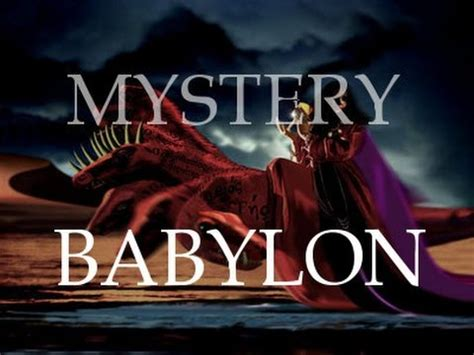 the rise of mystery babylon the tower of babel part 2 discovering parallels between early genesis and today volume 2 books mystery babylon where the bible says it is located and