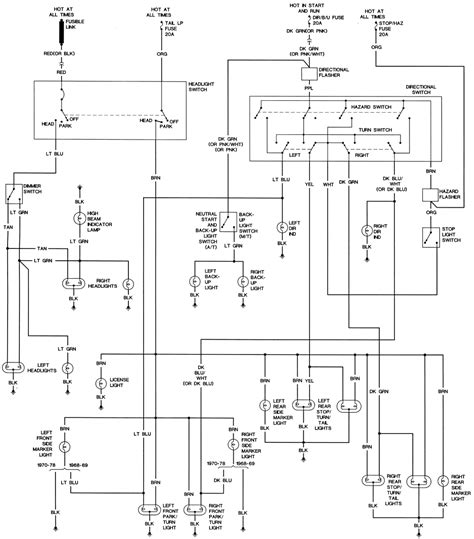 78 chevy c10 fuel wiring schematic 78 free engine image