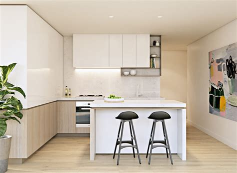 kitchen color schemes australia architecture designer apartments at botanic melbourne