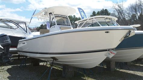 pursuit boats for sale in maine 2016 new pursuit boats c 260 saltwater fishing boat for