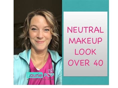 makeup tutorial for over 40 neutral makeup tutorial for over 40 natural makeup tips
