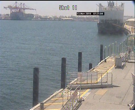 ferry oceana harbour bay ferry terminal live webcam outsidecams