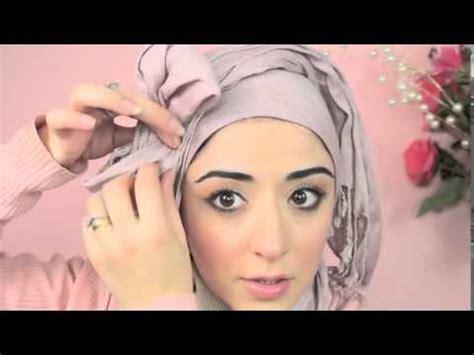 turban bow tutorial hijab tutorial pretty bow turban from my ariana grande