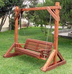 covered yard swing wooden swing sets canada wood swing