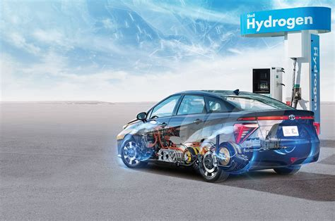 The Hydrogen Fuel Cell Car and its Future   Corsia Logistics