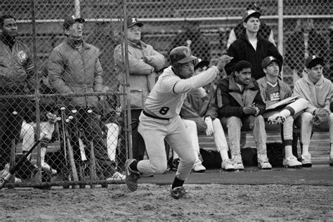 manny ramirez swing manny ramirez the high school legend the new york times