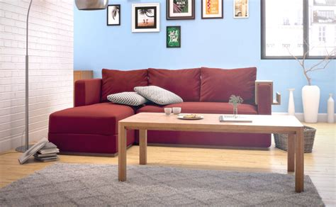 rotes sofa wohnzimmer rote im wohnzimmer welche wandfarbe und co passen