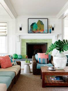 Green Tile Living Room 1000 Images About Tile Around Fireplace On