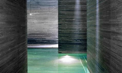 Build A Pool House by Therme Vals Spa By Peter Zumthor Homeli