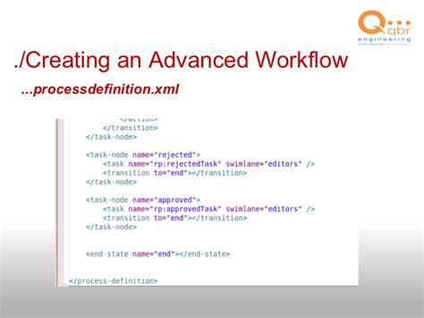 jbpm exle workflow workflow xml 28 images creating sharepoint workflows