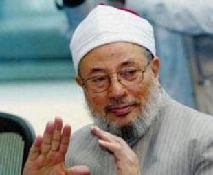 Islam Jalan Tengah Dr Yusuf Qardhawi dr sheikh yusuf qardhawi dan 28 tokoh ikhwan pergi ke tunisia voa islam