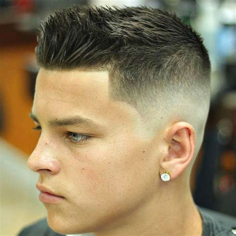 low fade with bangs 21 top men s fade haircuts 2017 men s hairstyles