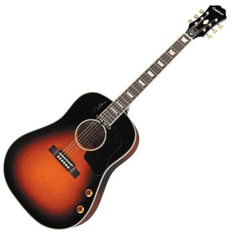 Acoustic/Electric - SALE!! - EPIPHONE EJ-160E / JOHN ... J 160e Epiphone