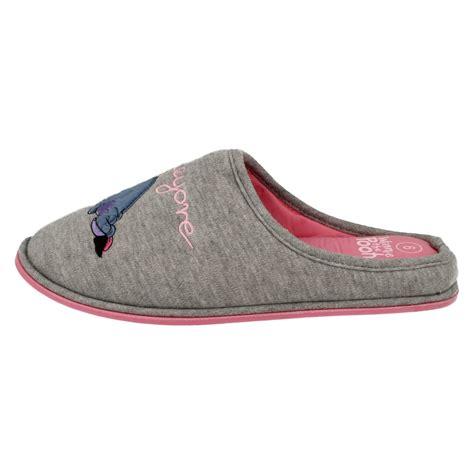 eeyore slippers winnie the pooh casual mule slippers eeyore