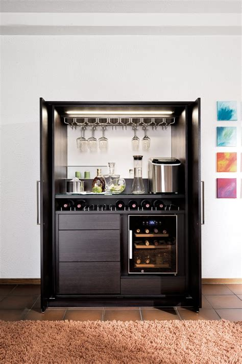 poggenpohl stage bar details bar furniture armoire