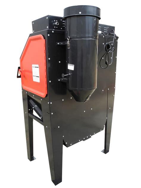 blast cabinet glass new redline re 40 abrasive sand blasting blaster blast
