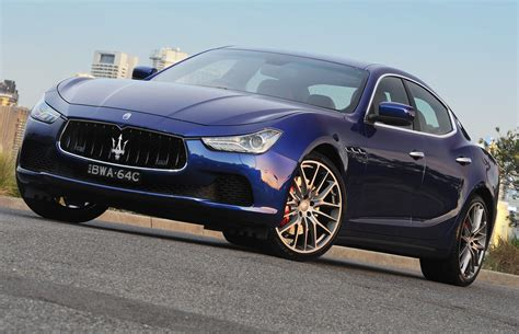 maserati ghibli 2014 maserati ghibli price and features for australia