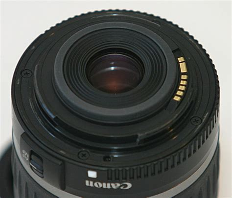 Which Canon Lenses Are Frame Compatible - canon ef s lens mount