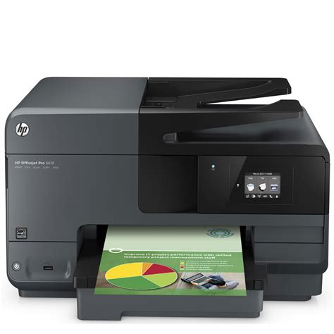 Hp Pro hp officejet pro 8610 a4 colour e all in one inkjet printer a7f64a