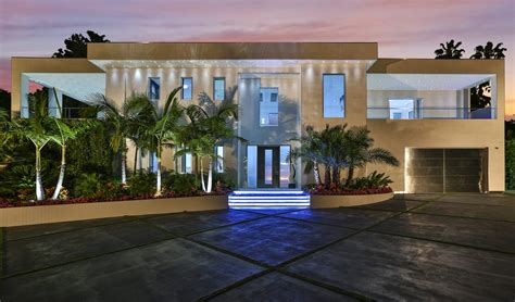 home of the week modern luxury in beverly