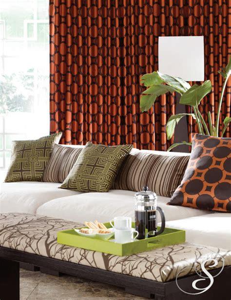 2014 new modern living room curtain designs ideas
